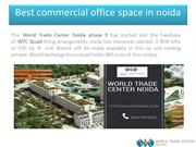 Best commercial office space in noida