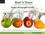 Product Photography Company in India