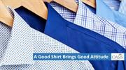 A Good Shirt Brings Good Attitude