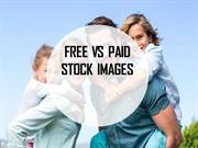 Difference between free Vs Paid Stock Images