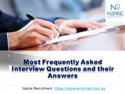 Most Frequently Asked Interview Questions, Nspire