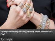 Trusted and certified jewellery brand in the city of New York.