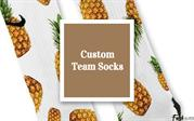Custom Printed Socks- A new style statement for youngsters