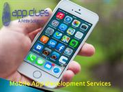 Customized Mobile Apps, UI/UX, E-Commerce Solutions  AppClues Studio