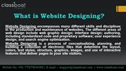 web designing courses in pune