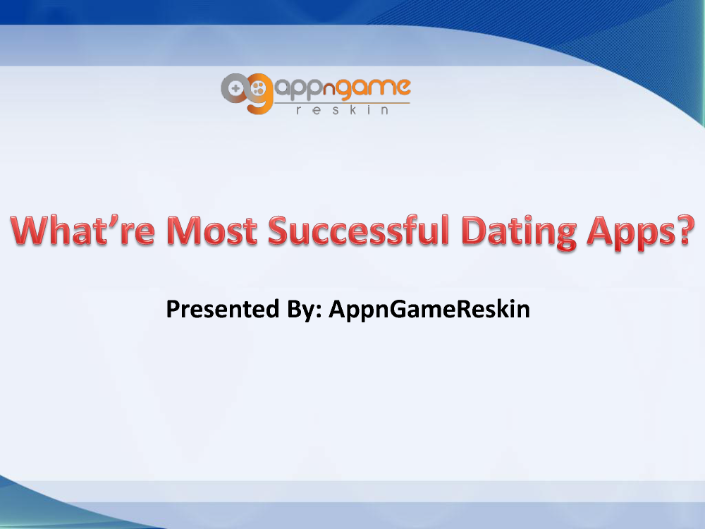 most successful dating apps