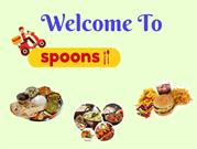Order Food Online Get Fresh Food Deliver – Spoons11