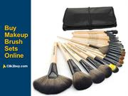 Quality Makeup brush sets online by Clik2buy.com