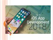 Top 10 iOS App Development Trends You Must Follow in 2018