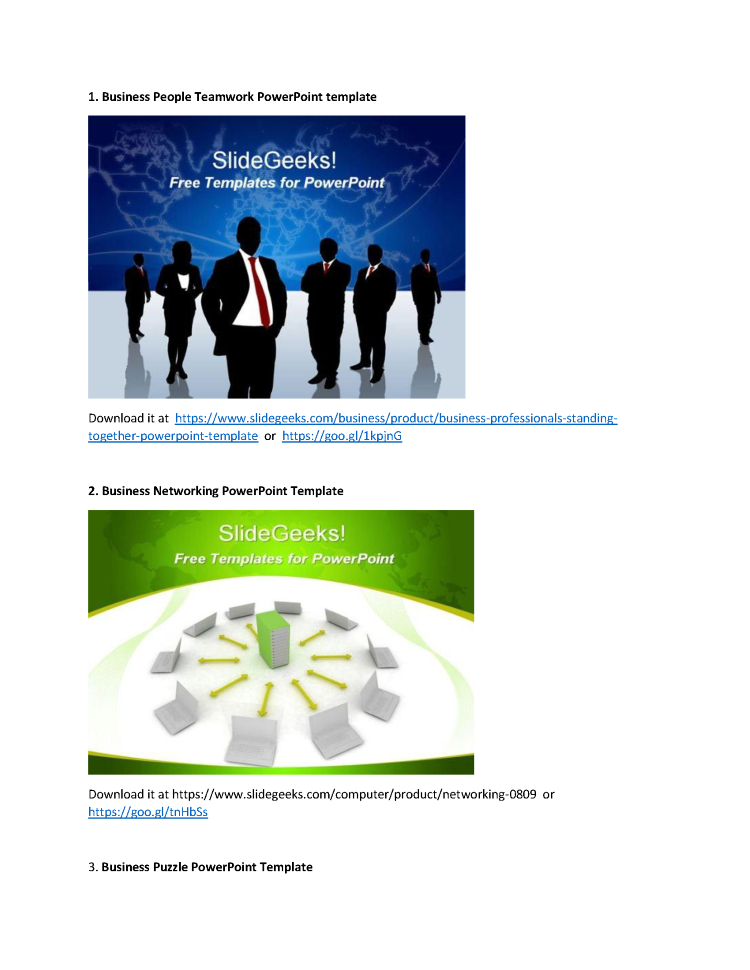 Free Powerpoint Templates Collection Authorstream