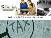 Certified Public Accountants - Queries to Contact Stitley and Karstett