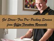 Get Stress-Free Pre-Packing Services from Giffen Furniture Removals