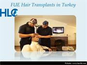 FUE Hairline Clinic- Hair Transplant In Turkey