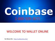 COINBASE SUPPORT NUMBER 1-800-509-3075 COINBASE SUPPORT PHONE NUMBER