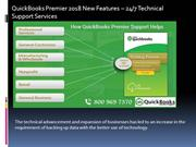 QuickBooks Premier 2018 New Features – 247 Technical Support Services
