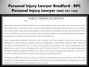 Injury Lawyer Newmarket ON