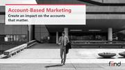 Account-Based Marketing Software