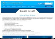 Universal Waste Management-Hazardous Waste Management Online Training