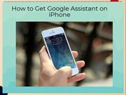 How to Get Google Assistance | Google Live Chat