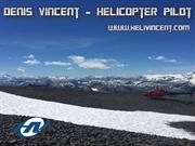 Denis Vincent – Helicopter Pilot