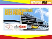Aluminum Scaffolding Towers and System Scaffolding