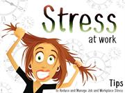 Terrance Cosgrove: How Reduce Stress At Work