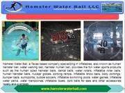 Zorb Ball, Bumper Ball, Bubble Soccer- Hamster Water Ball LLC