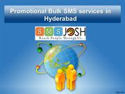 Promotional Bulk SMS Services in Hyderabad, Bulk Sms Hyderabad
