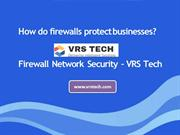 How do firewall protect business