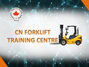 Forklift Training in Brampton