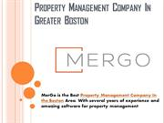 Property Management Company In Greater Boston