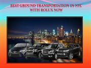 Best Ground Transportation Service in NYC
