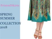 Vintage Print Skirts Inspiration for this Summer