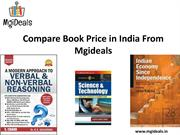 How Can We Save Money with Compare Book Prices?