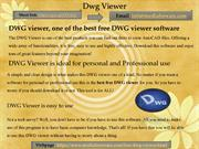DWG Viewer  Free And Safe Download - Easy To Use & No-Cost Application