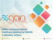 HIPAA Compliance Robust Healthcare Solution - SISGAIN