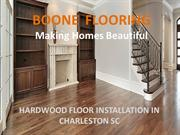 hardwood flooring charleston sc