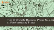 Tips To Promote Business To Post Business Phone Number