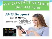 AVG CONTACT NUMBER 1800-445-2790 phone number