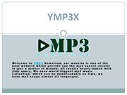 Latest USA Music Download - YMP3X
