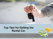 Rema rozay | Top Tips to Get Most Out of the Rental Car