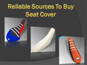 Reliable Sources To Buy Seat Cover