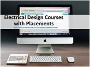 Electrical Design Courses with Placements