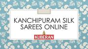 Shop For Kanchipuram Silk Sarees Online | Latest Silk Sarees