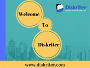 On-Site Staffing And Web Design Service provider-Diskriter