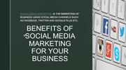 BENEFITS OF SOCIAL MEDIA MARKETING FOR YOUR  BUSINESS(4)