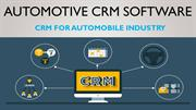 Crm For Automobile Industry | Automotive Crm Software