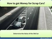 Money for Scrap Cars