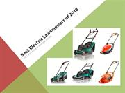 UK Lawnmower Guide - Best Electric Lawnmowers 2018