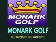 Custom Golf Iron - Monark Golf